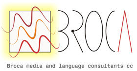 Broca media and language consultants cc